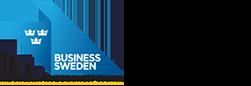 Logotype of Business Sweden